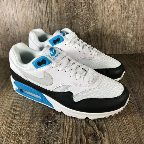 check out a42b7 6db9d Nike Air Max 90 1  Laser Blue  Men s Size 7.5